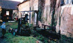 Les moulins et le bois