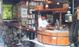 Le moulin de Combelongue dans l'Ariège