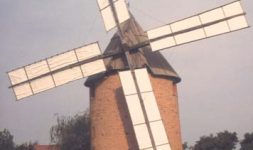 Datation des bois au moulin à vent de St Lys – Haute Garonne
