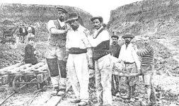Extraction, façonnage, commerce et utilisation des meules de moulin Une industrie dans la longue durée