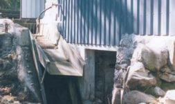 Le moulin du Ressec : Témoin de la vallée d'Ercé