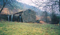 Le Moulin du Mazel : un moulin à eau montagnard