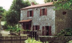 Eau de Boulogne au moulin de la Vergne – Vendée