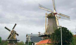 Pays-Bas : des moulins, des tulipes, des oeuvres d'art, et un peu de fromage … (27 avril au 2 mai 2005)