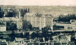 Les grands moulins de Corbeil (Essonne) au travers des cartes postales anciennes