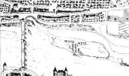 Meulières du plateau de Bord en Dordogne