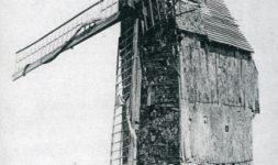 Les moulins à vent et les chevaux