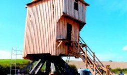 Pourquoi reconstruire un moulin à Dosches (Aube) ?
