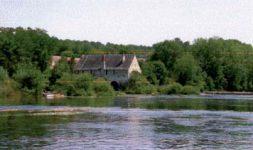 Le moulin de Chitré à Vouneuil-sur-Vienne (86)