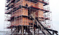 Belgique : Une grande restauration, le moulin de la Marquise à Ath-Moulbaix