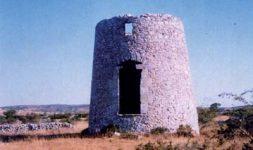 La restauration du moulin à vent de St-Pierre-de-la-Fage (Hérault)