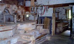 La vie du meunier au moulin d'Ercé (Ariège)