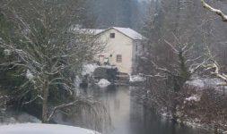 Les moulins à porcelaine, le moulin de Mausset (Haute-Vienne)