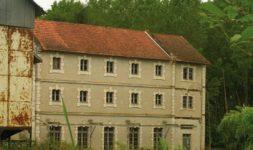 Le moulin de Bénévent (Dordogne)