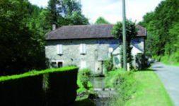 Le moulin de Lahitte dans les Baronnies (Hautes-Pyrénées)