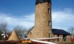 Un concept « novateur » pour redonner aux moulins à vent une seconde vie !