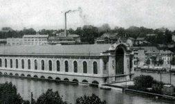 Suisse  :en 1869-1894, Les premiers réseaux urbains publics de distribution de force hydraulique
