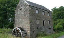 Irlande : Moulin et Patrimoine de la région de Templetogher