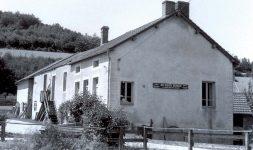 Le moulin de Trinquelin, un moulin dans le Morvan