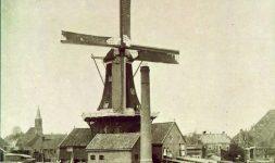 Pays-Bas : le moulin – scierie de Woltersum