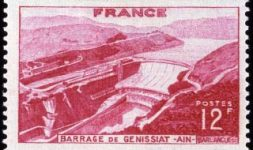 À propos du barrage de Génissat (Ain)