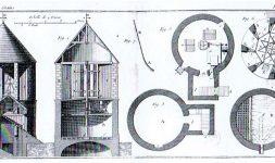 Le moulin à vent du château de Denainvilliers (Loiret) : ancêtre des silos ventilés