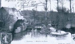 Les moulins à plâtre et à ciment dans la Nièvre