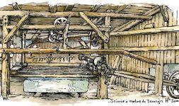 La Scierie de pierre à Taninges (Haute-Savoie) : Un trésor du patrimoine qui ne peut nous laisser de marbre