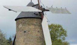 Le moulin de Bertaud, témoin d'un passé disparu