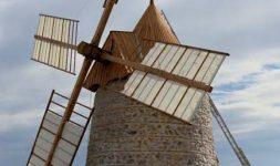 De l'audace dans la renaissance du moulin à vent de la Torre, sur la commune de Claira