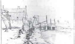 Pays-Bas : Les moulins à eau de Bergen op Zoom