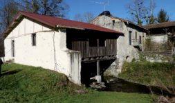 Le moulin de Linos à Estancarbon (Haute-Garonne)