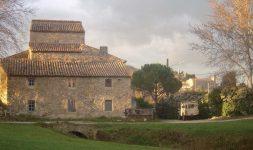 Le Moulin de la Ramière à Laudun (Gard)