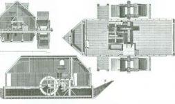 Les moulins-bateaux
