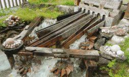 Allemagne : Un moulin à billes dans le sud de la Bavière