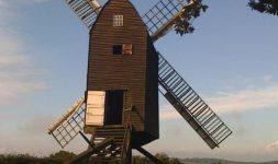 Angleterre : Le Moulin de Nutley