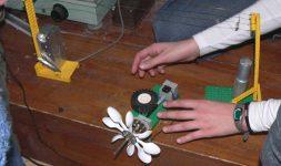 Défi science 2007-2008 : Maquette d'un barrage pour produire de l'électricité