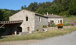 Un moulin exceptionnel en Ardèche : Le Moulin de Mandy à Pranles