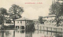 Meuniers et meunières du département des Landes il y a 100 ans – Portfolio et lecture-décryptage de documents