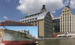 Qu'en est-il de la mise aux enchères, le 15 avril 2015, du Lutèce qui avait sauvé les Grands Moulins de Pantin ?