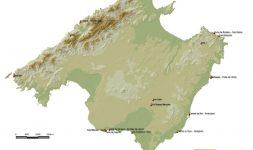 Espagne : Les meulières de l'île de majorque