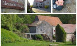 Belgique : Moulin de Ferrières
