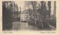Les moulins de Troyes