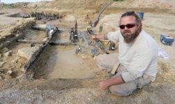 Découverte d'un moulin de plus de 400 ans – Vaudes (Aube)