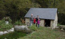 Le Moulin de Pato à Beyrède (Hautes-Pyrénées)