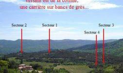 Meulière de la Veyrasse – Taussac-La-Billière (Hérault)
