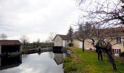 Au charmant petit Moulin des Chaumettes à Langeron (Nièvre)
