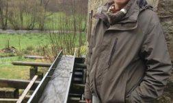 Belgique : Fanny reprend  le Moulin d'Odeigne