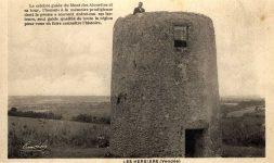 Célestin Aulneau  Guide au Moulin des Alouettes