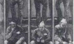 """Angleterre – Pour occuper les prisonniers : """"le moulin de discipline"""""""